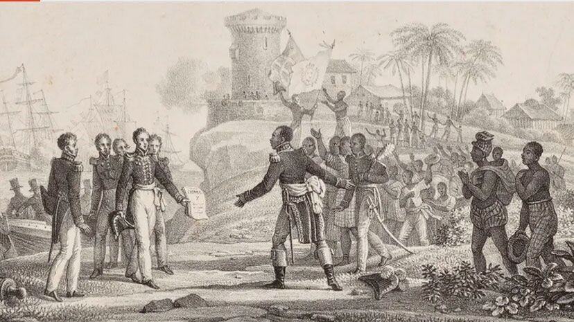 Al concederle la independencia, Francia le robó el futuro a Haití. Por eso deben pagar reparaciones de guerra