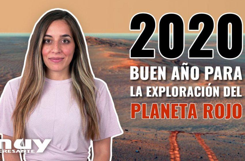 2020, un AÑO CLAVE en la EXPLORACIÓN ESPACIAL. Las misiones a MARTE | Ciencia con Lau