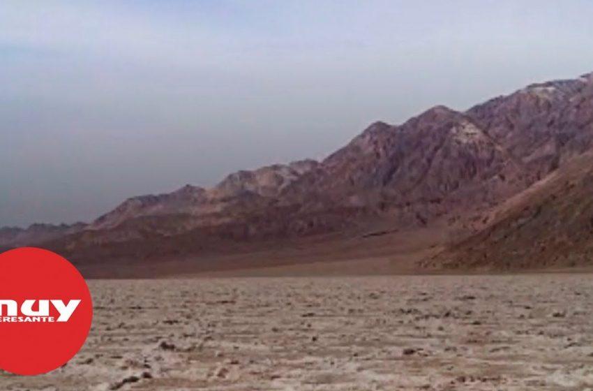 Récord de temperatura en el Valle de la Muerte, alcanza los 54,4ºC