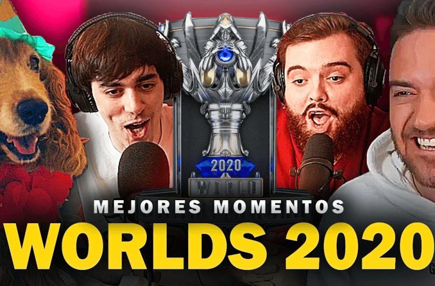 MEJORES MOMENTOS WORLDS 2020 (FASE DE GRUPOS)