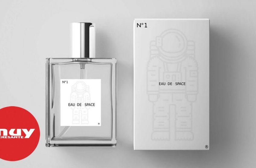 Eau de space, el nuevo perfume de la NASA