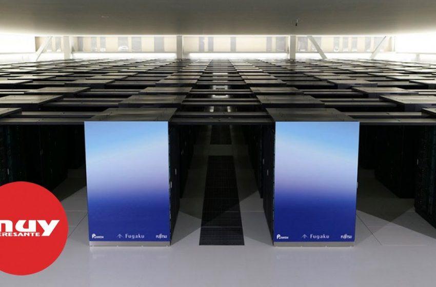 La supercomputadora más rápida del mundo se une a la lucha contra COVID-19