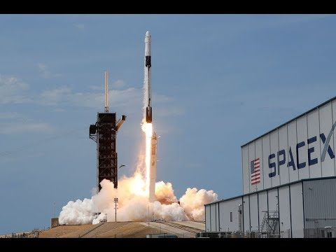 SpaceX hace historia