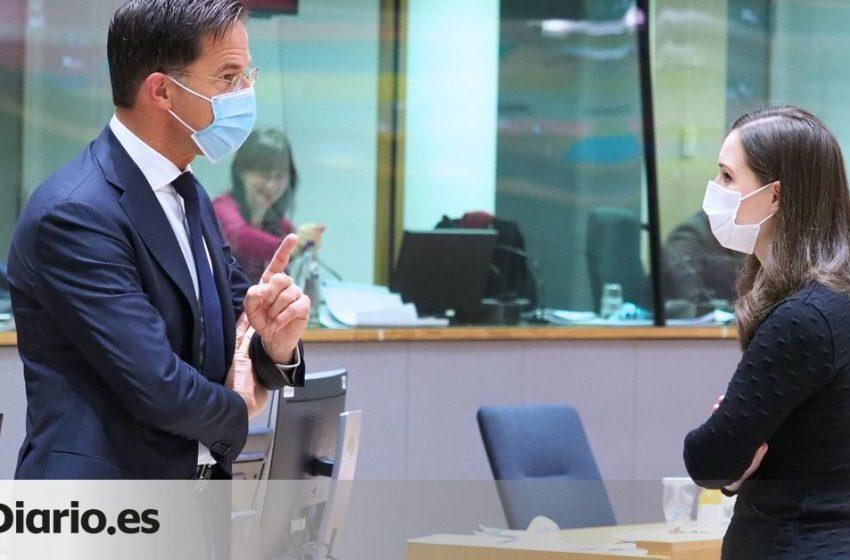 La pinza entre Holanda y Hungría amenaza los 140.000 millones para España del fondo europeo de recuperación: la pugna po…