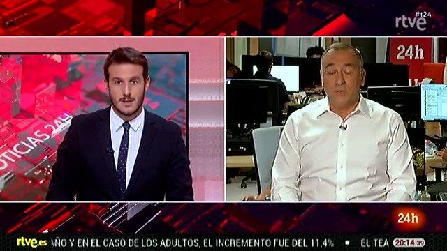 Hoy, en @Lanoche_24h hablaremos con Javier Ayala, alcalde de Fuenlabrada. También, nos acompañará el portavoz de Vox en …
