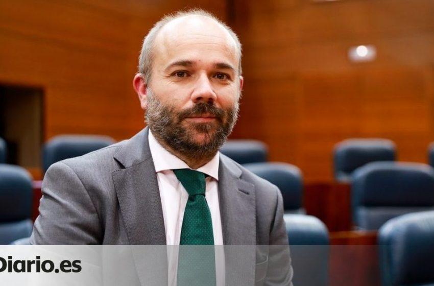 PERFIL | Juan Trinidad: el discreto dirigente de Ciudadanos que un día intentó encerrar a los diputados madrileños para …