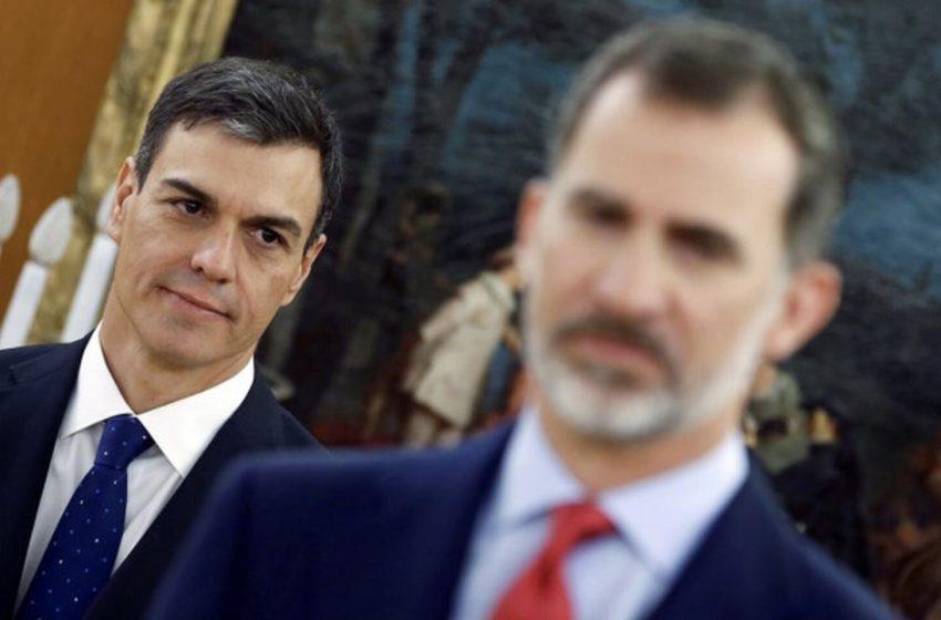 El Gobierno levanta el veto al Rey en Cataluña y anuncia un viaje junto a Sánchez para este viernes. Informa @ADPrietoPY…