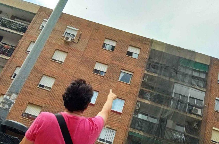 Las víctimas de la política de vivienda de Podemos: «Con 56 años y en paro me arrebatan la VPO». Nos lo cuenta @DaValero…