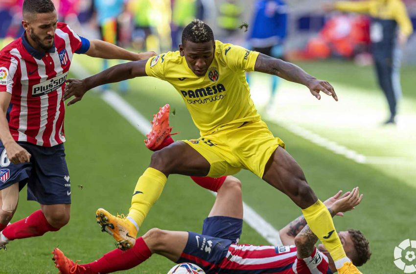 Atlético de Madrid y Villarreal empatan sin goles en un partido tosco y sin fútbol …
