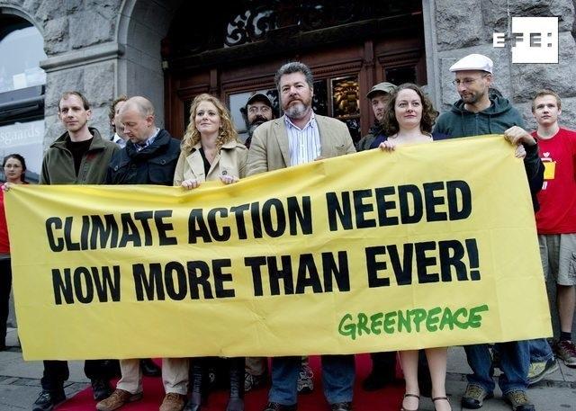 CRÓNICA | El activismo ambiental se pertrecha de argumentos legales en favor del clima.  Por Amaya Quincoces Riesco  …