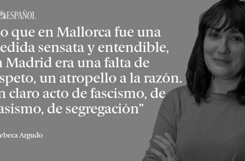 #YaLoSiento | Cierra Madrid: ¿salud, economía o poder? Por Rebeca Argudo  …