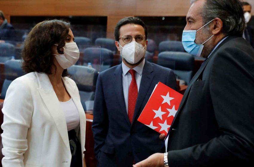 Madrid pide al Gobierno «criterios objetivos» en el reparto de los fondos UE …