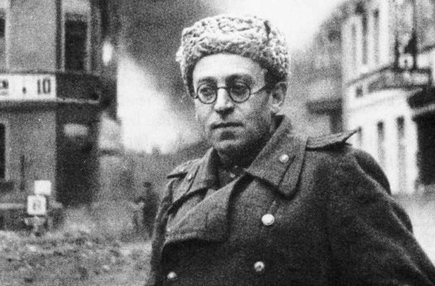 Vasili Grossman, el escritor ruso que sufrió a Hitler y Stalin: «Se parecen en la falta de humanidad». Nos lo cuenta @id…