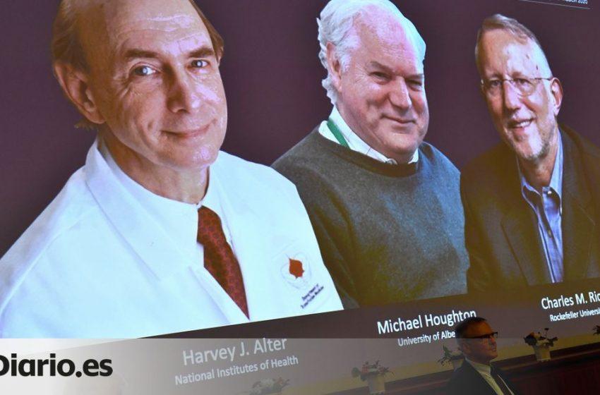 ÚLTIMA HORA | Premio Nóbel de Medicina para los descubridores del virus de la hepatitis C …