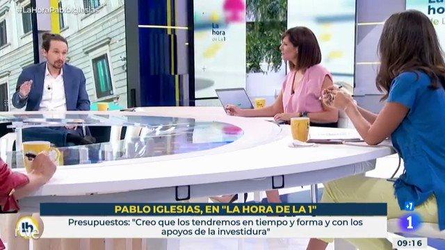 Pablo Iglesias: «A mí no me gusta cómo se elige el Consejo General del Poder Judicial, pero tampoco me gusta el sistema …
