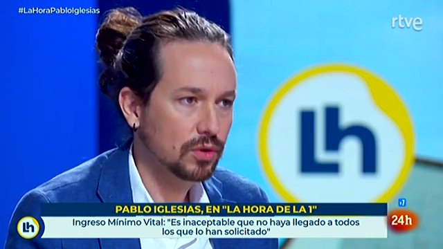Pablo Iglesias respecto al preacuerdo para regular el teletrabajo: «Los gastos que tenga un trabajador en su domicilio …