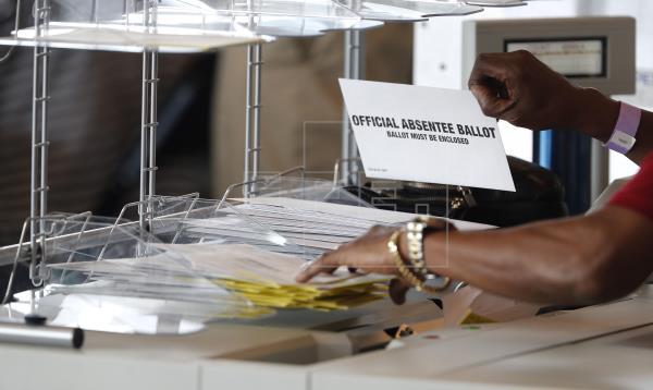 EE.UU. sigue sin conocer los resultados de las elecciones presidenciales y está en vilo por el escrutinio en cinco estad…