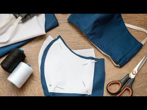 Los mejores materiales para hacer mascarillas caseras