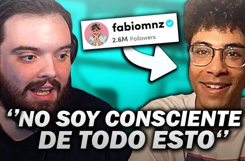 Ibai Llanos entrevista a Fabio Mufañas