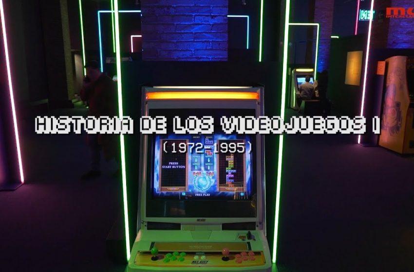 Historia de los videojuegos I (1972-1985)