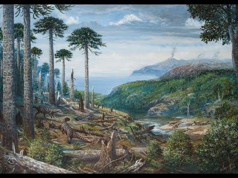La Antártida estuvo cubierta de bosques en la época de los dinosaurios