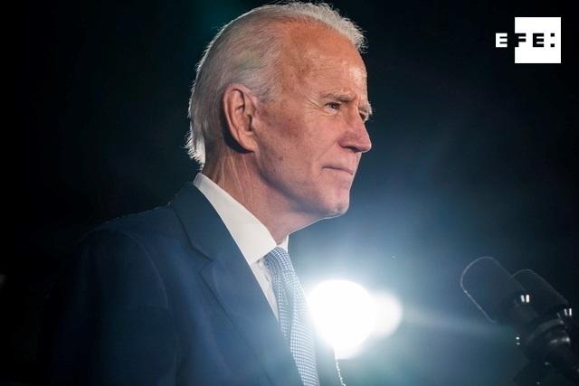 #EFEURGENTE | Biden afirma, al rozar la victoria, que la política no puede buscar conflicto. #Election2020 …
