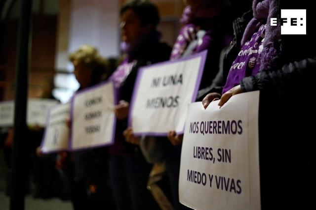CRÓNICA | Cuando la mujer rural agredida halla el apoyo preciso para romper su silencio.  Serie especial con motivo del …
