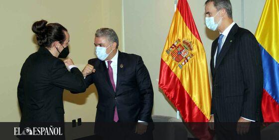 Pablo Iglesias: «La mayor amenaza son los poderes mediáticos que desprecian la verdad» …