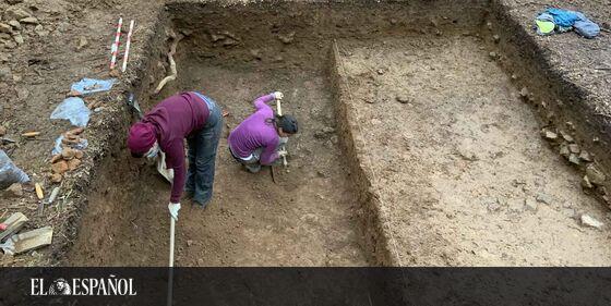 #Arqueología | Hallan en Pontevedra una fortaleza medieval única en la Península Ibérica. Nos lo cuenta @davidbr94 en @c…
