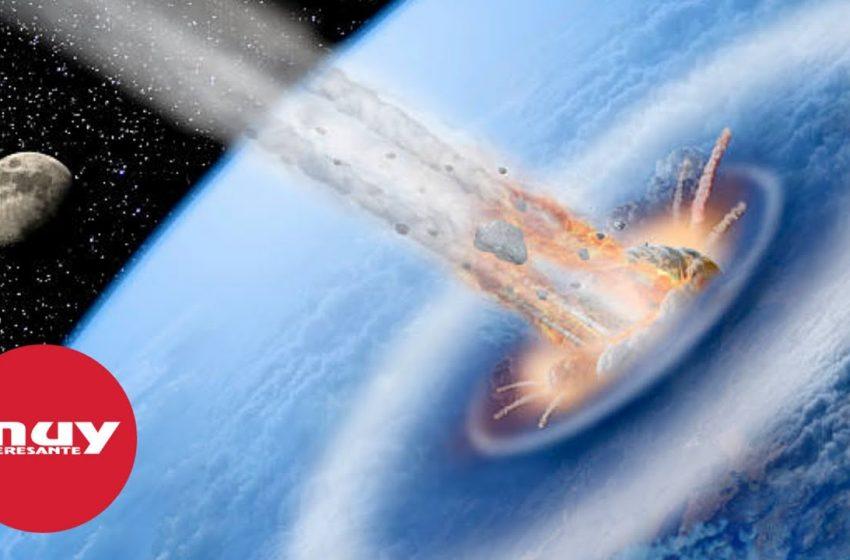 Los 11 asteroides que podrían impactar contra la Tierra
