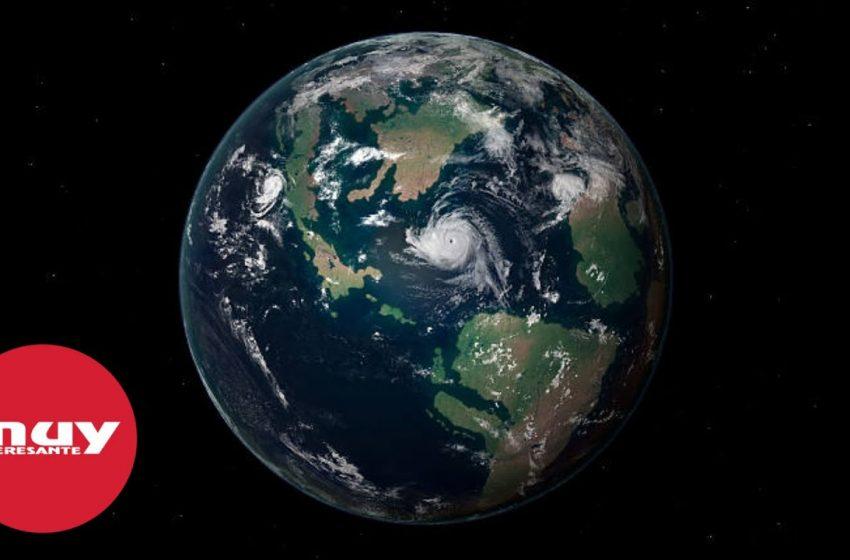 La Tierra no es redonda, es geoide