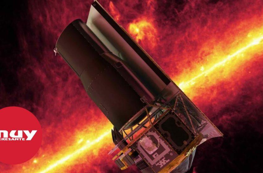 La NASA decide apagar el telescopio espacial Spitzer