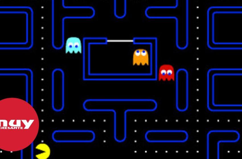 ¿Cuál es el origen de Pac-Man?