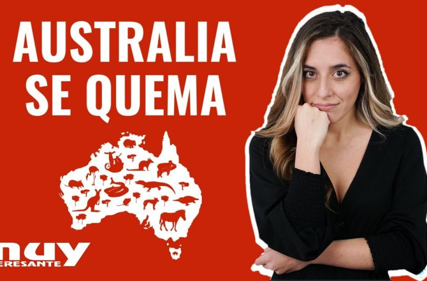 Incendios en AUSTRALIA: fake news, cambio climático y koalas en peligro · Ciencia con Lau