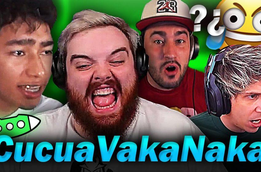 "REACCIONANDO a ""CuacuaVakaNaka"" de *FERNANFLOO*"