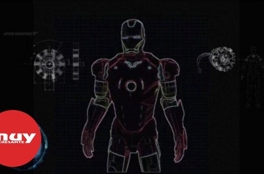 Iron Man made by UMA