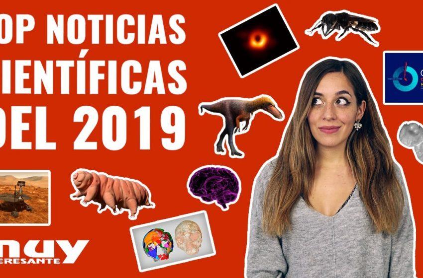 Las mejores NOTICIAS CIENTÍFICAS del 2019 · Ciencia con Lau