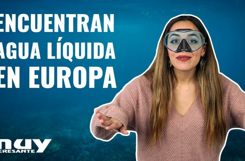 Buscando vida EXTRATERRESTRE: el secreto de EUROPA · Ciencia con Lau