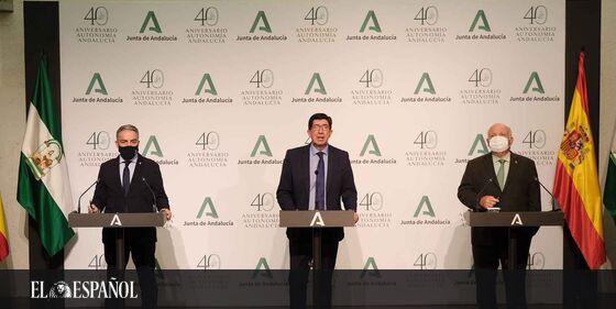 #LoMásLeído | Andalucía cree que Sánchez «paga favores» a Rufián con los fondos: «Nos roban 1.400 millones» …