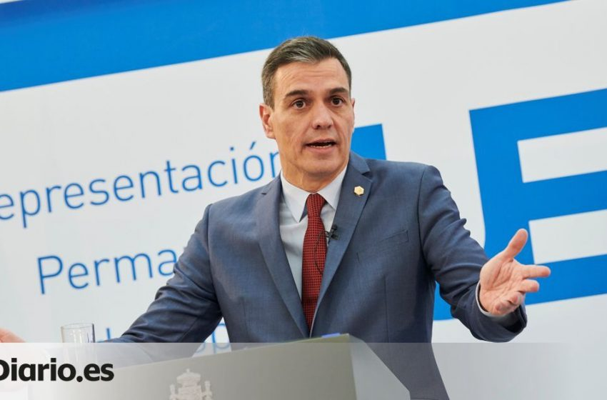 Pedro Sánchez: «El rey emérito no tiene ni más ni menos obligaciones y derechos que otros ciudadanos» …