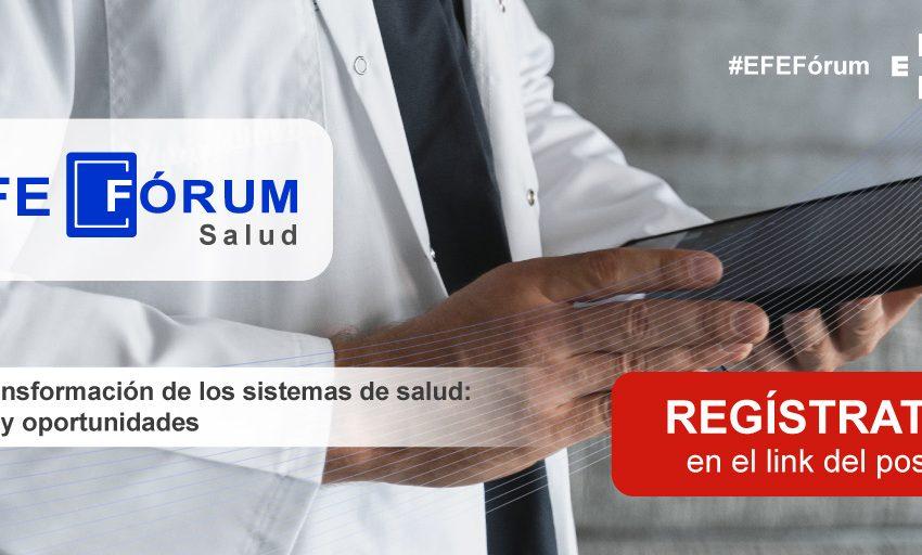 ¿Qué papel juega la digitalización en la sanidad de Sudamérica?  Responden los expertos en la próxima edición de EFE F…
