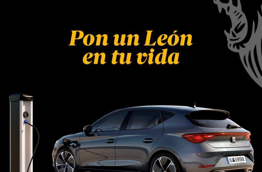 Así es el Seat León que sorteamos entre los suscriptores de EL ESPAÑOL. #HazteLeón ahora y apoya el periodismo independi…