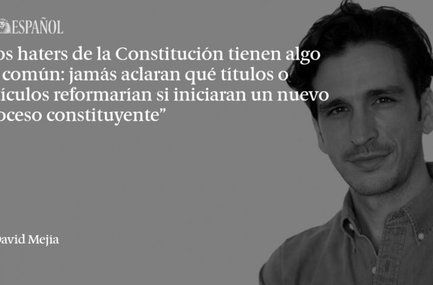 #Singladuras | Emociones constitucionales, la #opinión de @davidmejiaNY  …