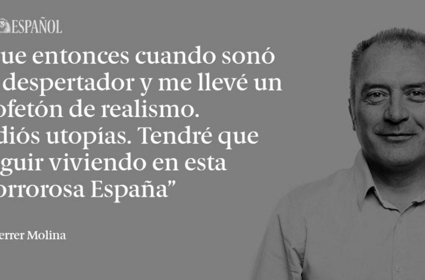 #DeGolpe | España, qué horror. Por @ferrermolina_v   …