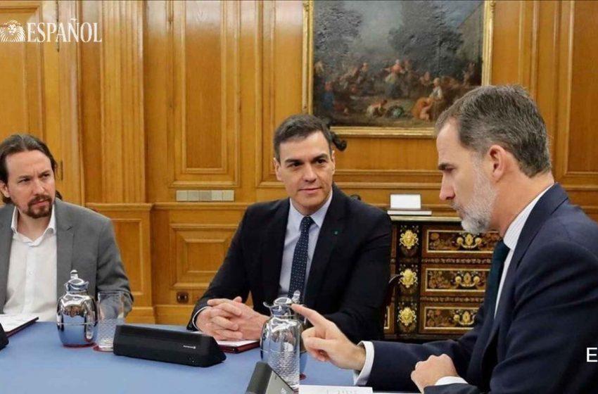 #EncuestaELESPAÑOL | ¿Cree que el Rey ha cedido a las presiones del Gobierno a la hora de hacer su discurso?   …