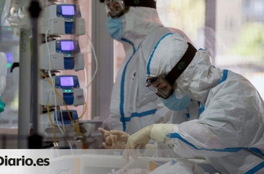 Los contagios repuntan hasta los 10.519 nuevos casos y Sanidad registra 280 fallecidos con COVID desde ayer …