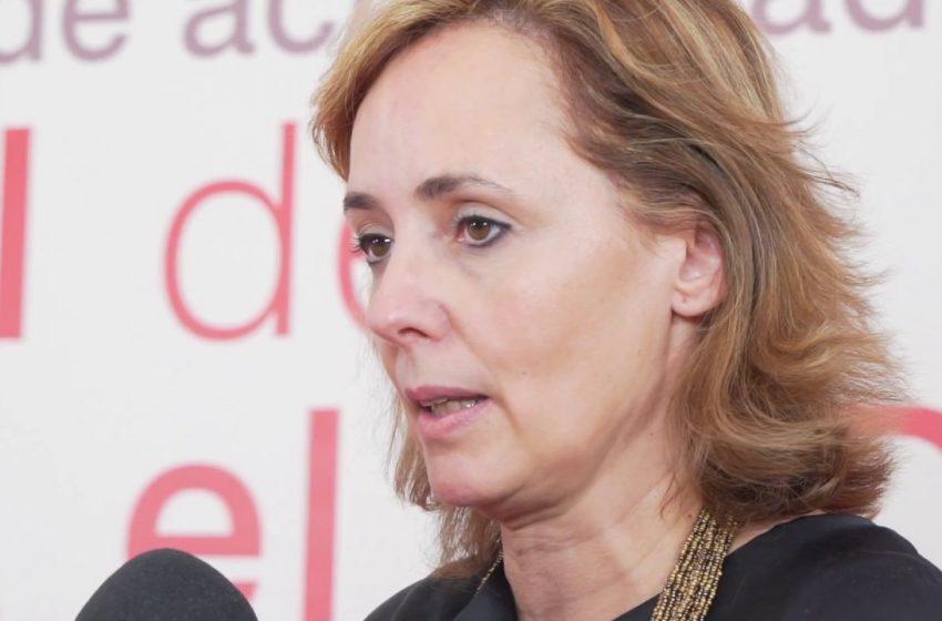 Entrevista Marisa Álvarez. Mesa Redonda sobre VIH: los retos en la lucha contra el sida
