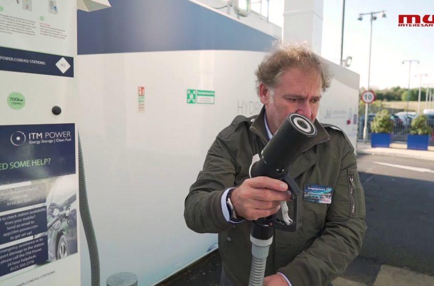 José Manuel González: Toyota Mirai, avanzando hacia la era del hidrógeno