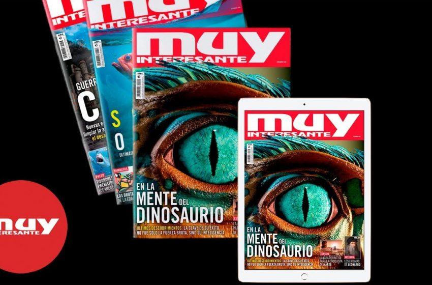 ¿Sabes lo que es una revista enriquecida?