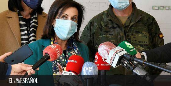 #LoMásLeído |  Margarita Robles abre la puerta a que el Ejército agilice la vacunación: «Tenemos la logística» …